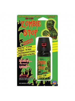 ZOMBIE STOP 40GR GRN HOLSTER