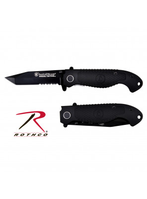 S&W SPECIAL TACTICAL FOLDING KNIFE (CKTACBS)